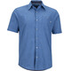 Marmot Windshear SS Shirt Men Varsity Blue